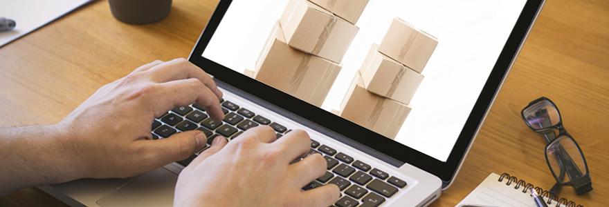 emballage en ligne